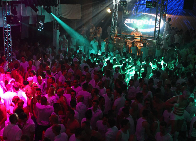 WHITE PARTY 2010