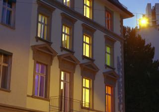 Hotel Plattenhof – Outside View