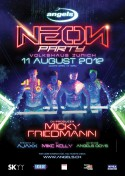 Angels latest creation: NEON PARTY @ Street Parade