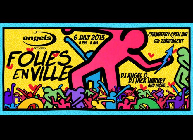 FOLIES EN VILLE :: 6 JULY 2013