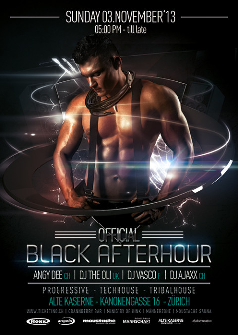 BLACK PARTY Afterhour