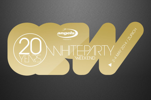 20 YEARS WHITE PARTY WEEKEND – 2-4 MAY 2013