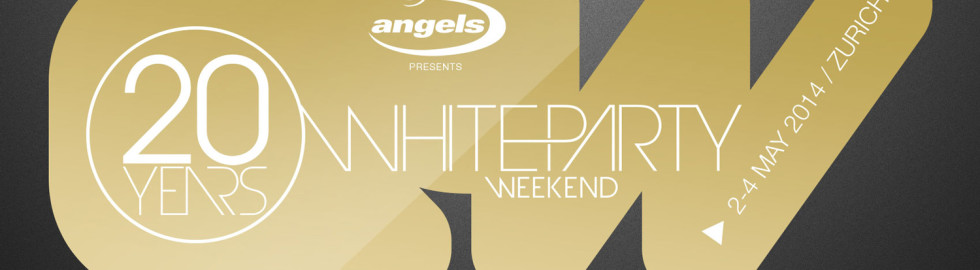 20 YEARS - WHITE PARTY WEEKEND