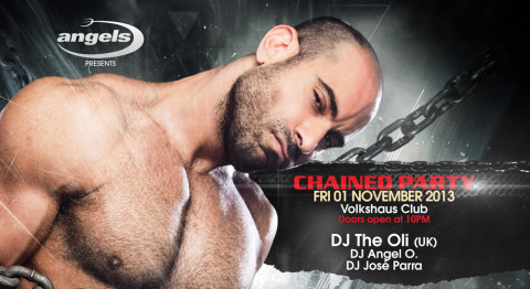 CHAINED PARTY :: BLACK OPENING 2013