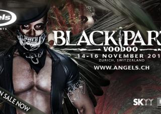 black party weekend 2014