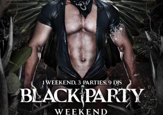 BLACK PARTY WEEKEND – 2014