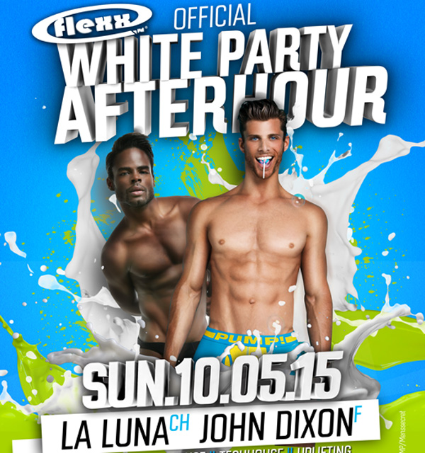 WHITE AFTERHOUR :: 10 MAY 2015