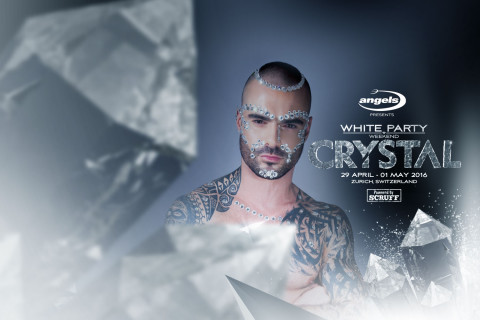 WHITE PARTY – CRYSTAL // 29 APR – 1 MAY 2016