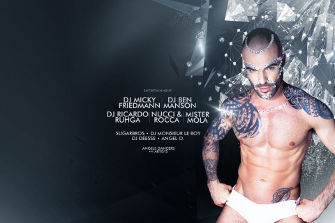 WHITE PARTY – CRYSTAL // 29 APR – 1 MAY