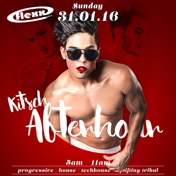 KITSCH AFTERHOUR by FLEXX
