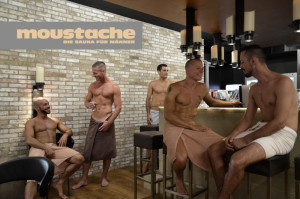 Moustache-Sauna