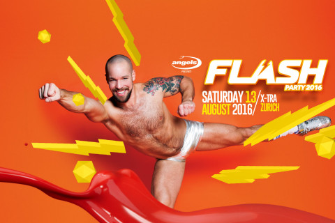 FLASH PARTY @STREET PARADE™