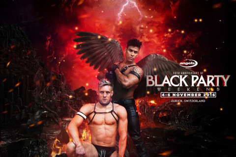 BLACK PARTY WEEKEND 2016