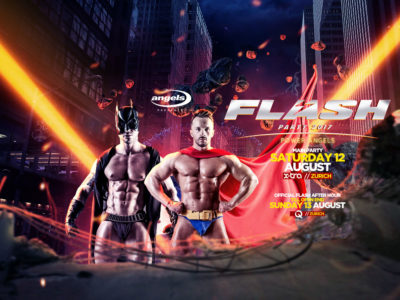 FLASH PARTY 2017