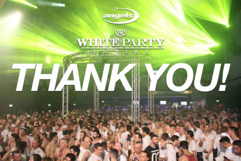 WHITE PARTY WEEKEND 2018