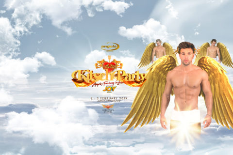 """The next Angels Kitsch Party on 2 February 2019 stands under the Moto """"Falling in love"""". This motto fits perfectly with the traditional view of the month of February as a month of love and Valentine's day. Therefore, don't miss the next Kitsch Party either a to show your love […]"""