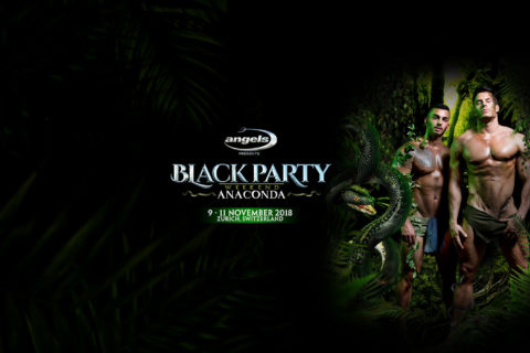BLACK PARTY WEEKEND 2018