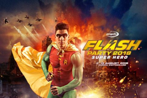 FLASH PARTY WEEKEND 2018
