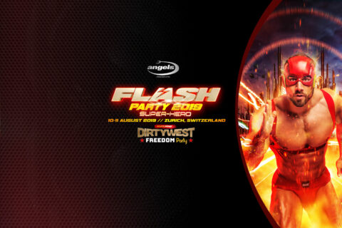 FLASH PARTY WEEKEND 2019