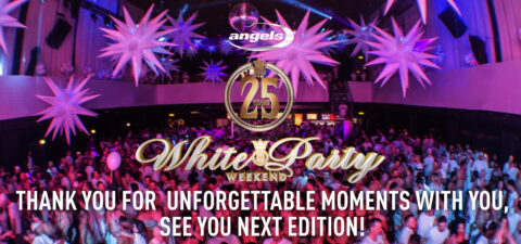 WHITE PARTY 25 YEARS