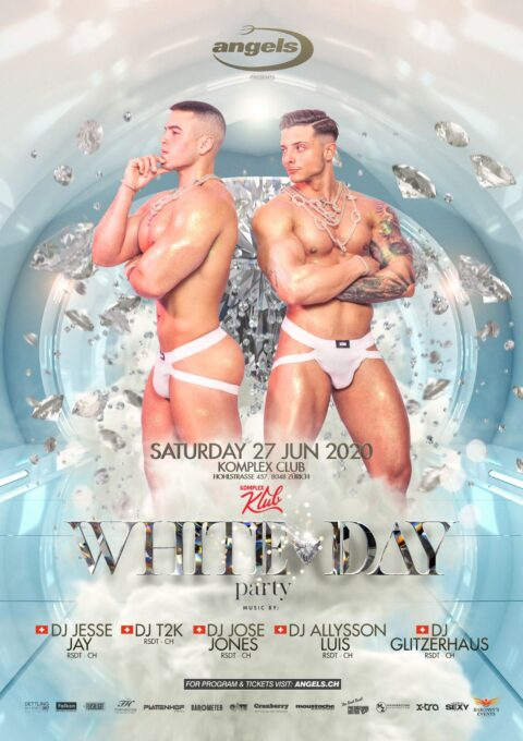 WHITE DAY PARTY 27 JUNE 2020
